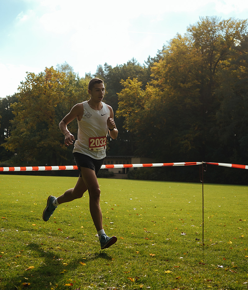cross country lauf